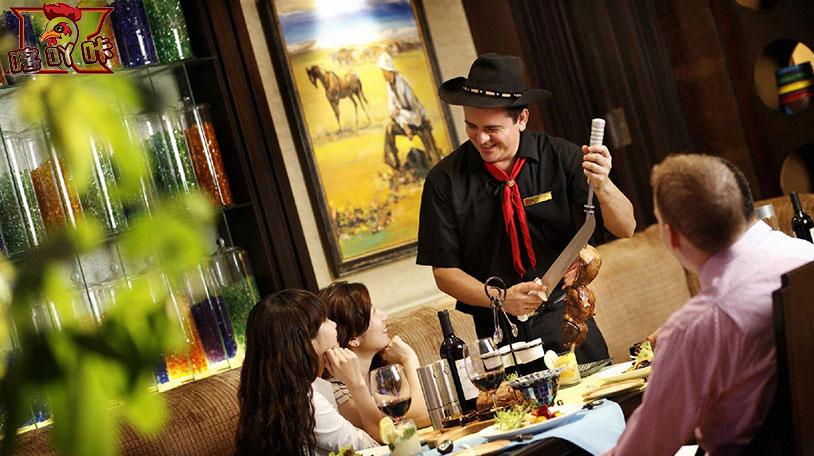 餐饮店如何靠服务留住熟客?喀吖咔加盟店来告诉你!