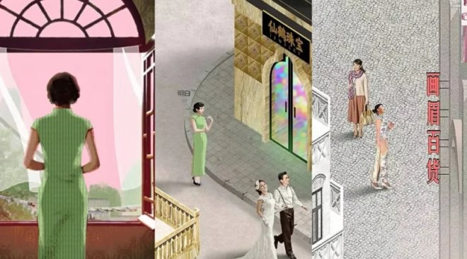 各类美妆品牌云集上海,国货品牌由盛转衰,上海美妆江湖易主