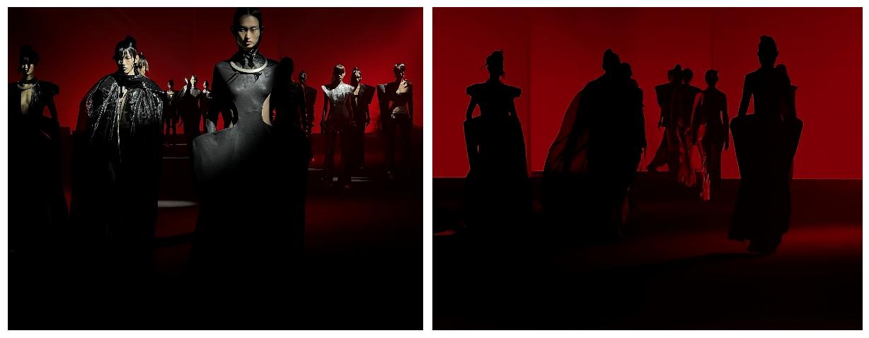 马兰戈尼上海联手中国设计师欧敏捷亮相上海时装周