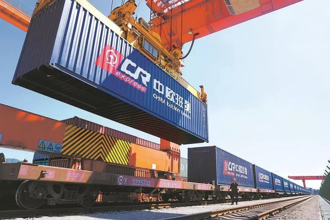 家电海运成本飙升,中欧列车成新运输方式