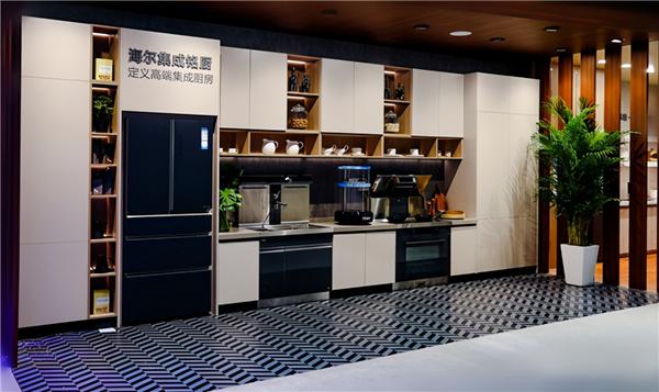 集成厨房增127%!海尔智能厨电打开发展新空间