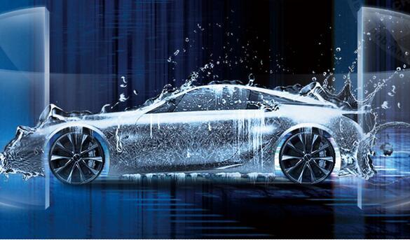 全无人人工智能洗车服务系统